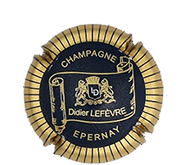 Champagne à Epernay - Didier Lefèvre
